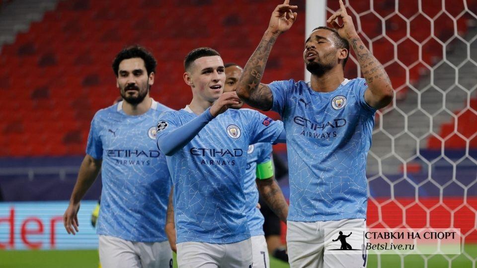 Манчестер Сити сыграл уже 24-й сухой матч