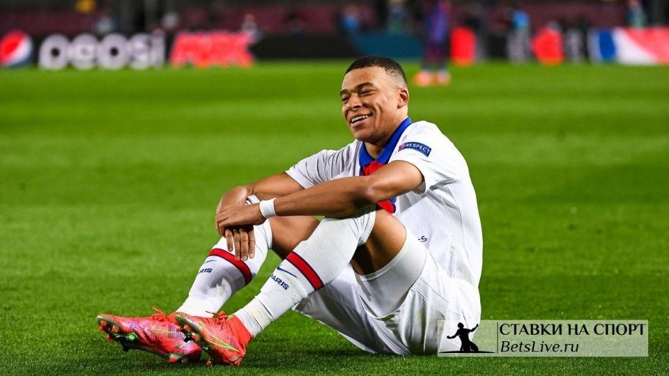 Мбаппе не уйдет в Реал