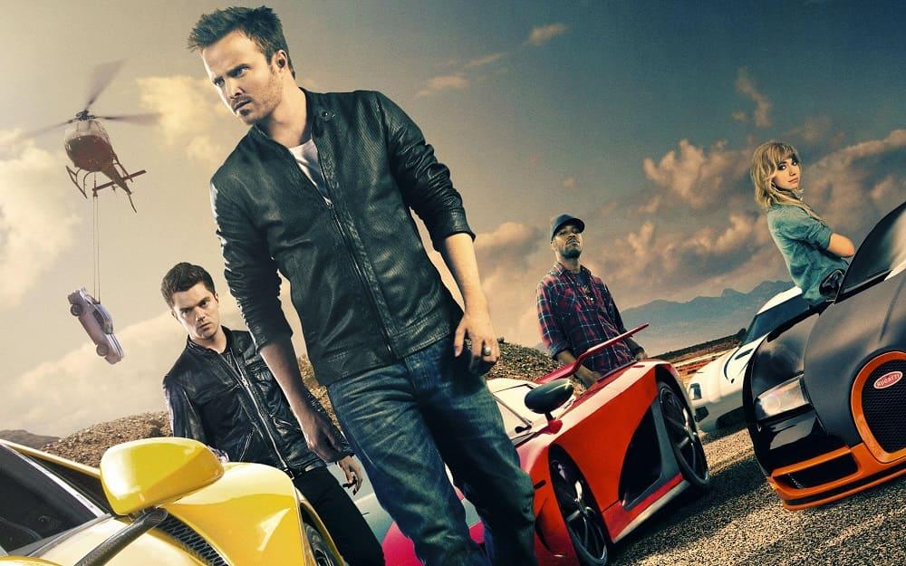 Need For Speed фильм 2014
