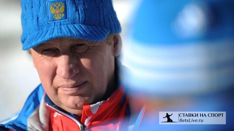 Российские биатлонисты сдали тесты на коронавирус