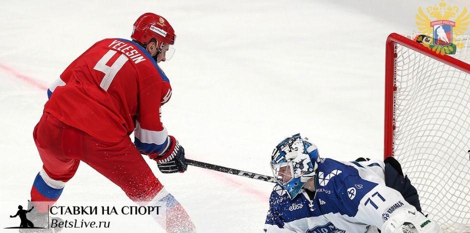Россия — Финляндия прогноз на 11 февраля