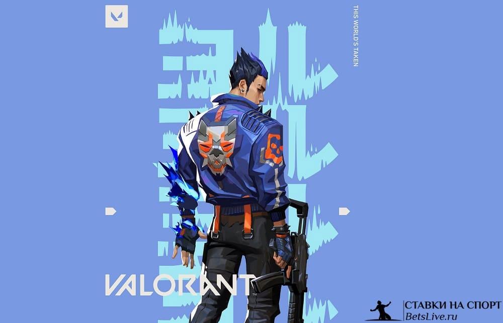 Yoru новый агент в Valorant