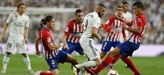 Атлетико — Реал Мадрид прогноз на 7 марта