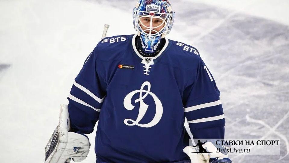 Еременко сделал первый шатаут в плей-офф
