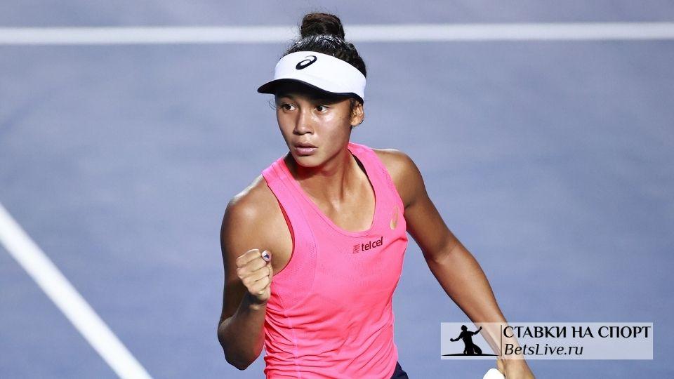 Фернандес выиграла 1-й титул в карьере