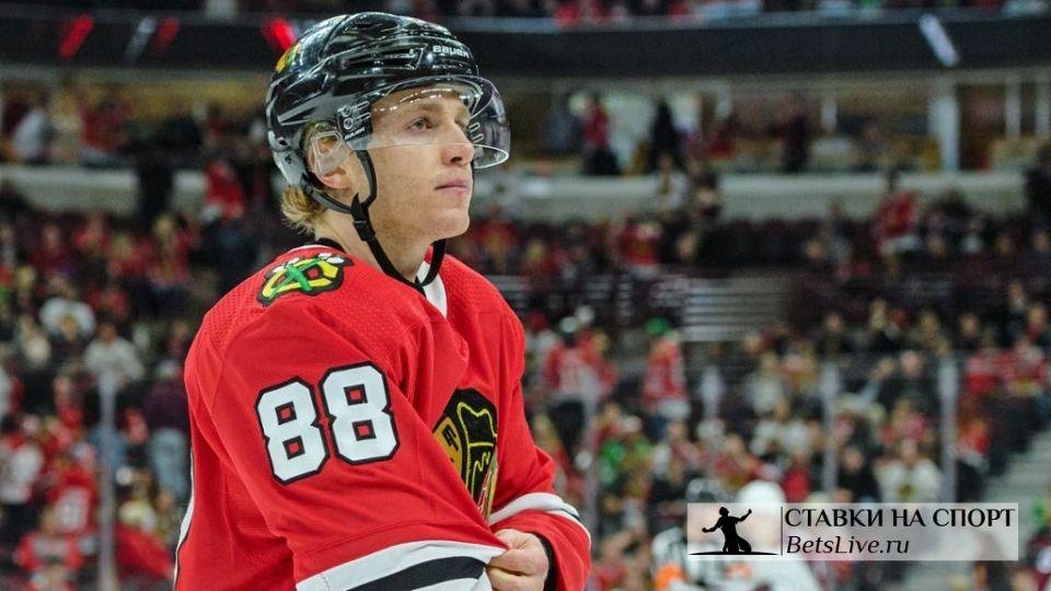 Патрик Кэйн попал в историю НХЛ
