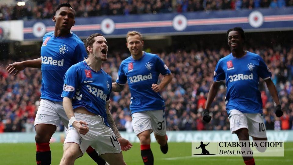 Рейнджерс досрочно выиграл чемпионат Шотландии