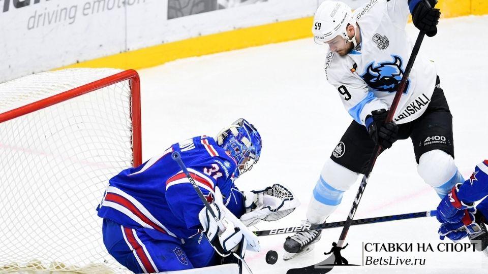 СКА — Динамо Минск прогноз на 10 марта