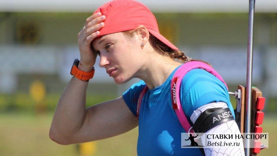Казакевич пережила шок во время ответственной гонки сезона